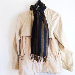 AQUASCUTUM Wool scarf